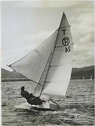 Wanted: Sailing dinghies esp wooden Skate or small skiff WANTED