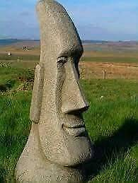 EASTER ISLAND HEAD MOAI LARGE