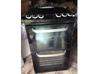 BLACK ELECTROLUX INSIGHT 60CM ELECTRIC COOKER,TRIPLE GLAZED, 4 MONTHS WARRANTY
