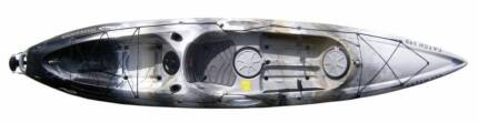 CLEARANCE SALE - Mission Catch 420 Sit-on-top kayak