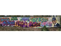 Graffiti artist based in South East london and kent