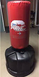 Wavemaster punching bag in excellent shape