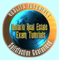 - REAL ESTATE TUTOR OREA ALL COURSES EXAM REVIEW QUESTIONS 2018