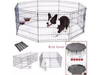 Dog Crate & Dog Play Pen