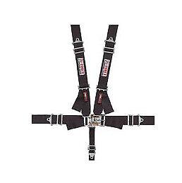 G-FORCE Latch and Link Individual Shoulder Harness Sets 6000BK ...