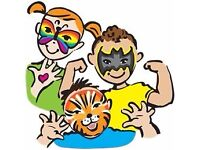 FACE PAINTER AND KIDS ARTS CRAFTS PARTY ENTERTAINER: AVAILABLE IN BEDFORDSHIRE AND HERTFORSHIRE
