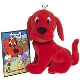 CLIFFORD THE BIG RED DOG 10