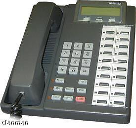 Toshiba Dkt-2020-sd Strata Dk Ctx Phone -1 Yr Warranty