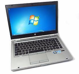 HP 8470 LAPTOP i5-3310 2.5GHZ/4GB/500GB HDD