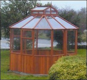 Do it yourself octagon greenhouse plans 10 039 x 10 039 for Octagonal greenhouse plans