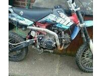 Pit bikes wanted not working ones