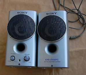 Sony Computer speakers