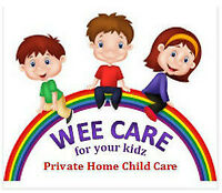 2 FT or PT spots available at home daycare !!!