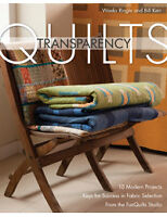 Transparency Quilts...By Weeks Ringle & Bill (Quilting Book)