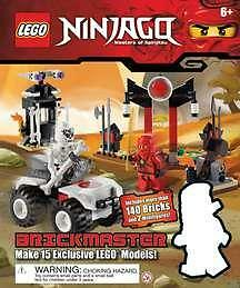 LEGO Brickmaster NinJago - NEW London Ontario image 1