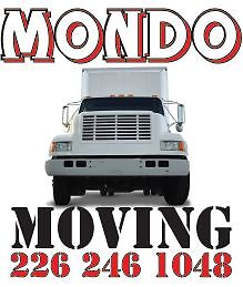 MONDO MOVING MEANS MONDO DISCOUNTS!