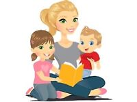 Nanny childminder babysitter available dbs cleared Edmonton Enfield