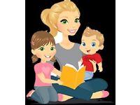 Nanny Live-out & Babysitting