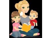 Italian/English speaking experienced nanny available