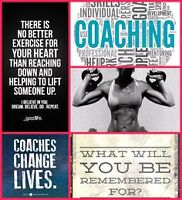 Be a Beachbody Coach..change your life & help others do the same