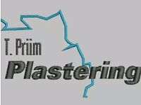 T. Priim Plastering are a small plastering firm. We do all aspects of work internal and external.