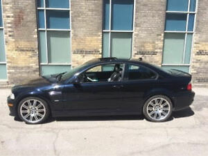 2004 BMW M3 Coupe Coupe (2 door)