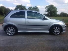 Vauxhall Corsa C Twinport Exclusiv 1.4L 12 Months MOT