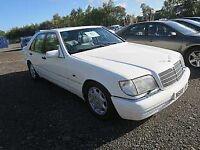 Mercedes se280