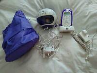 BT baby monitor with light show