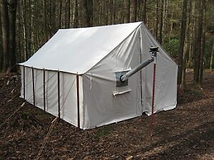 Wanted : Canvas wall tent