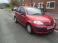 CITROEN C3, 7 MONTHS MOT, GOOD CONDITION ONLY 2 PREVIOUS OWNERS!
