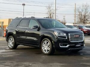 2016 GMC Acadia Denali Fully loaded with 68000 KMS!!! Great buy