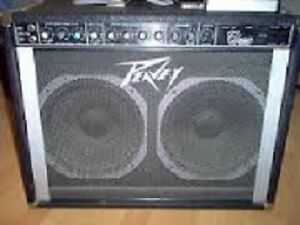 Early 70's Peavey Classic 212 VT 100 Series Tube Combo