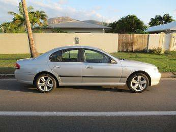 2005 Ford Falcon Xt Bf Fi 4 Speed Auto Seq Sports 6 Cyl 3984CC Annandale Townsville City Preview