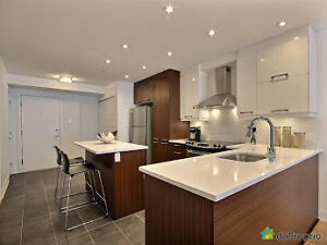 2 Bdrm Penthouse condo for sale NDG Great Views, Terraces & More