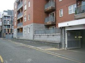 Secure, underground car parking space available ASAP - Manchester City Centre