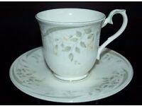 "QUICK SALE - Royal Albert ""Hazy Dawn"" China Tea Set - super condition!"
