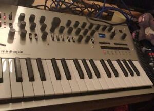 AS-NEW KORG MINILOGUE - SKIP THE QUEUE GET ONE NOW! Manly Vale Manly Area Preview