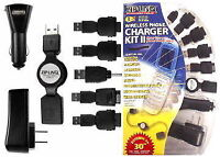 ZipLinQ CELL-KIT2 Samsung Phone Charger Cable Kit 2
