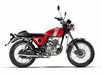 MASH Roadstar 50 Moped. Gear Moped. Learner legal