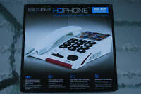 Home phone Serene High Definition Amplified Telephone Brand New