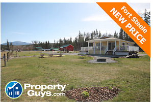 FORT STEELE - Price Reduced!!