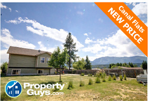 NEW PRICE! Canal Flats - Home For Sale