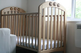 Babybed from Mamas and Papas