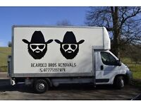 Bearded Bros Removals & Storage - from £30ph - Reliable Efficient Man and Van Service with a Smile
