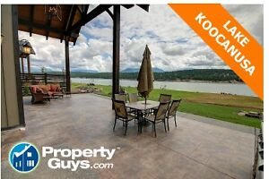 Lake Koocanusa - Home for Sale
