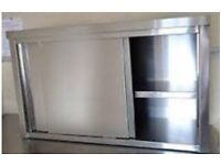 100cm Stainless Steel Wall Cupboard