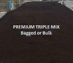 Triple Mix Soil, only the BEST for your Garden! LMARTIN.ca