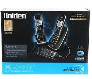 Uniden  xdect 8155+1 Bass Hill Bankstown Area Preview