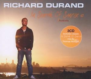In Search Of Sunrise 10 (Australia) von Richard Durand (2012), Neuware, 3 CD